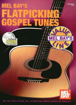Bay, William - Flatpicking Gospel Tunes mit CD - Valueline