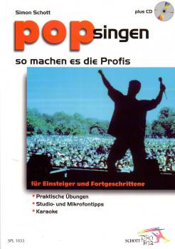 Schott, Simon - Pop Singen mit CD