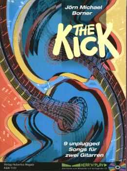 Borner, Joern Michael - The Kick mit CD