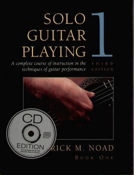 Noad, Rick M. - Solo Guitar Playing 1
