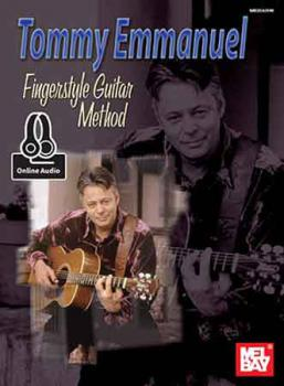 Emmanuel, Tommy - Fingerstyle Guitar Method mit audio-online