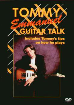 Emmanuel, Tommy - Guitar Talk - DVD