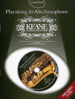 Keane - Hopes & Fears For A-Sax mit CD