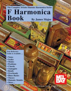 Major, James - F Harmonica Book