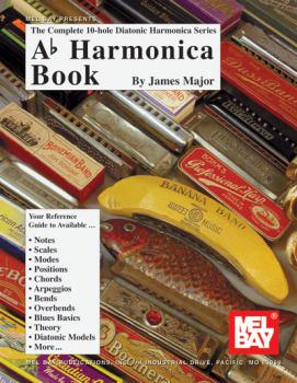 Major, James - Ab Harmonica Book