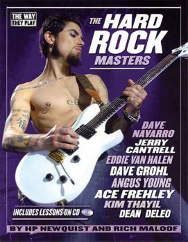 Newquist, HP / Maloof, Rich - The Hardrock Masters mit CD