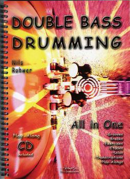 Rohwer, Nils - Double Bass Drumming mit CD