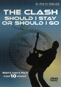 Clash, The - Should I Stay Or Should I Go -10 Minute Teacher DVD