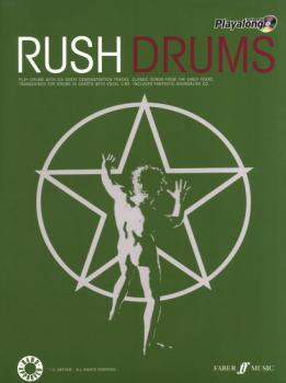 Rush - Authentic Playalong mit CD - Drums