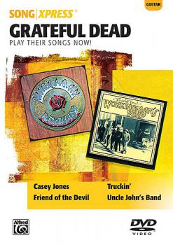 Grateful Dead - SongXpress - Grateful Dead - Play Their Songs Now - DVD