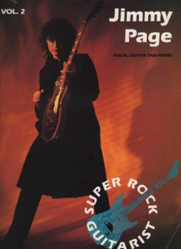 Page, Jimmy - Super Rock Guitarist 2
