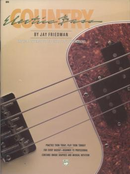 Friedman, Jay - Electric Country Bass