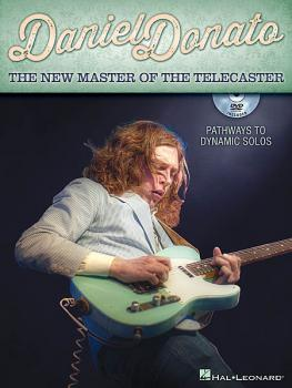 Donato, Daniel - The New Master of the Telecaster - Book & DVD