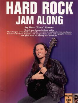 Cooper, Mark - Hard Rock Jam Along mit CD