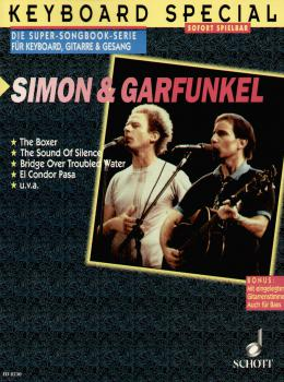 Simon and Garfunkel - Keyboard Special