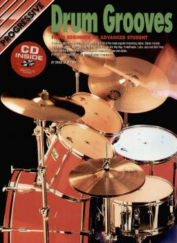 Lauritsen, Craig - Drum Grooves mit CD