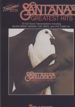 Santana - Greatest Hits - Bandscore