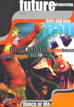 Brand, Dirk - Future Drumming Here & Now mit CD