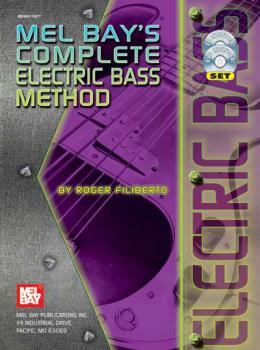 Filiberto, Roger - Complete Electric Bass Method mit CD & DVD