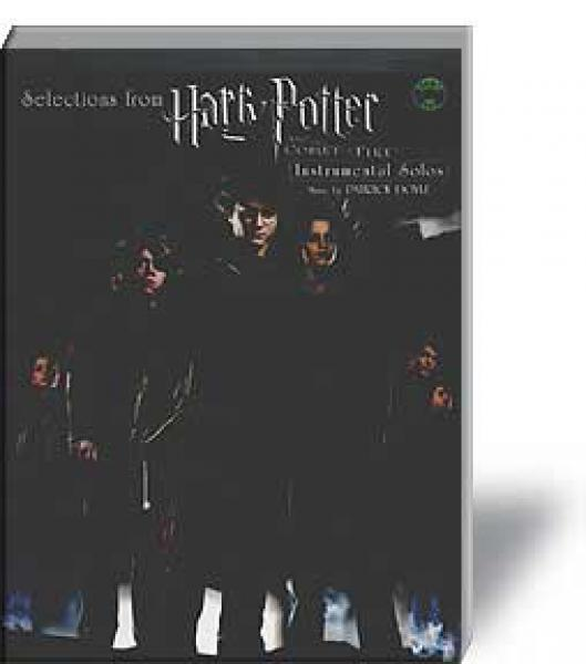 Potter, Harry - And The Goblet Of Fire - T-Sax mit  CD