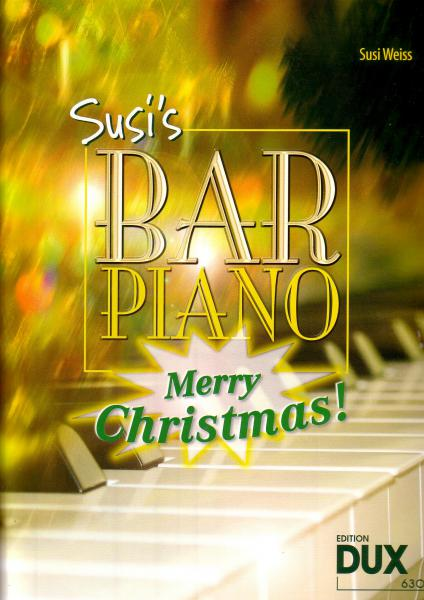 Weiss, Susi - Susi's Bar Piano - Merry Christmas