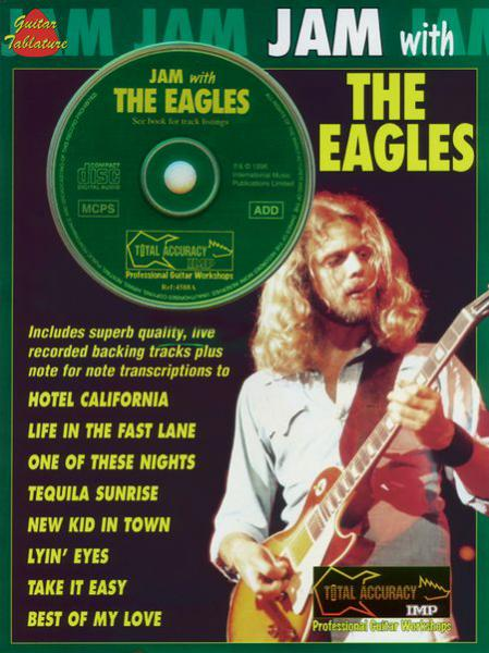 Eagles, The - Jam With.. mit CD
