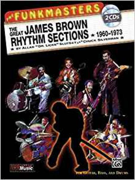 Brown, James - Funkmasters - Rhythm Section mit 2 CD's
