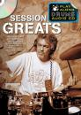Session Greats - Play Along Drums Audio CD